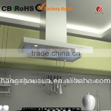 European island range hood/CE approved