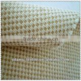 Nature color jute fabric
