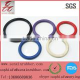 2014 Color Silicone Rubber O Rings Wholesale