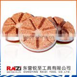 Standard ceramic diamond polishing pad /Dry