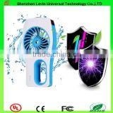Hot Sale ABS 5V Blue/Green/Pink Facial Mini China Rechargeable Fan