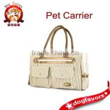 Striped pet dog bag cat out portable carrying case with European and American trade                                                                         Quality Choice