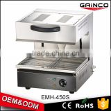Counter Top Kitchen Equipment Salamander with Burners/Electric Auto Kitchen Salamander Grill machine