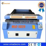 hot sale non-metal laser cutting machine CO2 150w 1325 size laser cutting machine with good price