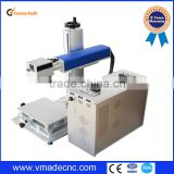Portable easy operation Dowell CO2 laser engraving cutting machine 40w for non-metal made in China