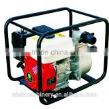 WISH ZB80 3 inch self-suction gas irrigation water pump