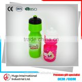 2016 Hotsale Promotional ECO-Friendly Personalized Logo Reusable Plastic Sports Water Bottles                                                                         Quality Choice