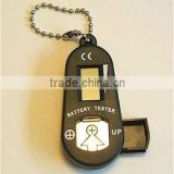 battery tester for hearing aid cells