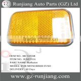 MC145248 yellow reflector lamp use for mitsubishi fuso canter 94-04 series truck body parts