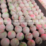 4mm neon color road marking glass bead NGB001
