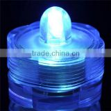 blue led floating candles led color changing candle
