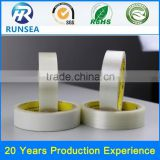 hot sell fiberglass thermal tape high adhesive glassfiber tape high temperature fiberglass silicone adhesive tape