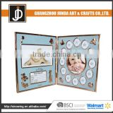 Wholesale Fashion Design Baby Boy & Birth Record Photo Frame Gift