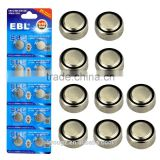 10 pcs SR44 LR44 303 357 G13 A76 L1154 AG13 1.5V Button Cell Alkaline Battery