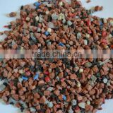 PA4.6 GF30% regrind production scrap glass fiber