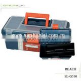 Hot Sale Tool Box With Tray, Functional Equipment Toolbox, New Design Mechanical Toolbox SL-G556