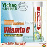Energy Supplyment vitamin C Effervescent Tablet