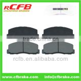 AUTO PART BRAKE PAD FOR MITSUBISHI COLT,CORDIA,GALANT,LANCER,MAGNA,MIRAGE