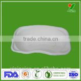 Stable manufacturer cost effective hospital nursing recycle medical pulp kidney dish