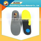 TPR memory foam eva flat feet orthotic and medical insole                                                                         Quality Choice