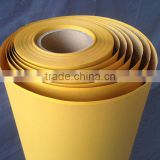 Yellow wet and dry aluminum oxide coated abrasive paper roll latex paper for paint, primer, wood, metal, plastic and fiberglass