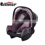 Thick Maretial Safety Portable ECER44/04 be suitable 0-13kg children adjutable baby seat/baby car seat isofix