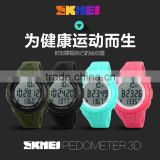 Professional watch manufacturer the best top sport digital pedometer activity watches #1108
