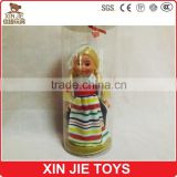 customize plastic doll wholesale plastic national doll stock plastic doll with sweden custome