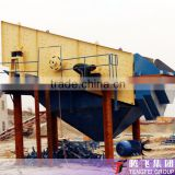 Vibrating screen filter machine for mining mini vibrating screen