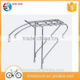 Cheap bmx bulk bike parts import bicycle luggage carrier from china factory