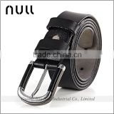 Wholesale high quality men's utility genuine leather belt
