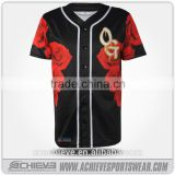 2016 new style 100% polyester baseball jersey sublimated custom made team baseball jersey high quality custom baseball jersey                                                                                                         Supplier's Choice