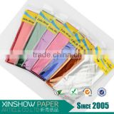 printed opp film & transparent film & colored heat shrink wrap film