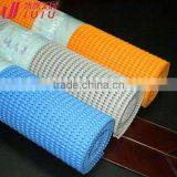 PVC Foam grip mat, suitable for shelf liner, drawer liner, many colours and size available                                                                         Quality Choice
