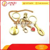 Metal accessories custom keychain for bag                                                                         Quality Choice