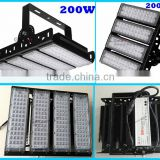 Module LED tunnel light 200W for paddle tennis court IP65 waterproof 5 years warranty 400W 300W 150W LED light for padel tennis