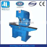 Axial correction hydraulic press interlock block making machine