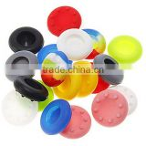 Polychrome analog stick caps for ps4/ps3/xbox one/xbox 360 thumb grips game controller cap