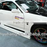 For S14A BN-Sports Blister Side Skirts