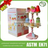 2015 Top china kitchen toys,wooden childrens toys,wooden ice cream toys                                                                         Quality Choice