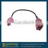 [High quality]Rf jumper cable fakra connectors cable assembly jumper cable