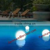 shanghai wholesale outdoor swimming pool illuminated floating ball