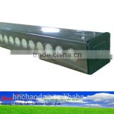 5 years warranty Non-pressure solar collector manifold for hotel ,school ,comercial hot water heating project