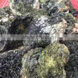 Green Tourmaline Gemstone Crystal Rough Stone