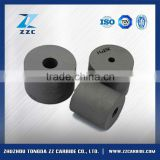 Hot sale cemented tungsten carbide cold heading die with extra short chamfer with bottom price