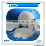 Water Treatment chemicals Swimming pool chlorine tablets /granular/ powder Trichloroisocyanuric acid TCCA 90%