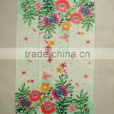 reactive print kitchen cotton velour tea towel print towels textiles china supplier bulk buy from china