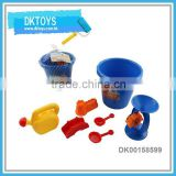 Crazy Selling Sand Play Set Funny Plastic Beach Pail