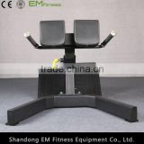 gym fitness equipment back extension , body streching fitness machine