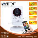 HD Mini Wi-Fi Network IP Camera Baby / Pet Monitor with Two Way Audio & Motion Detection